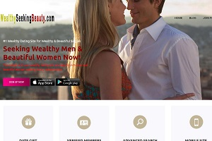 Dating wealthy women No.1 Rich